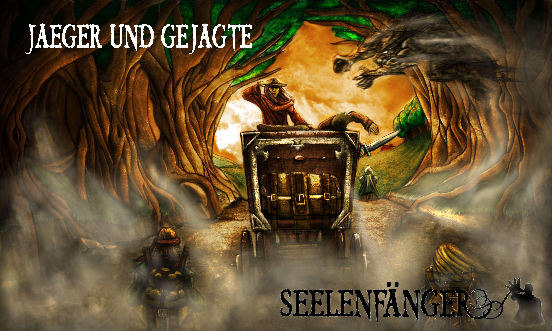 Cover Jäger und Gejagte