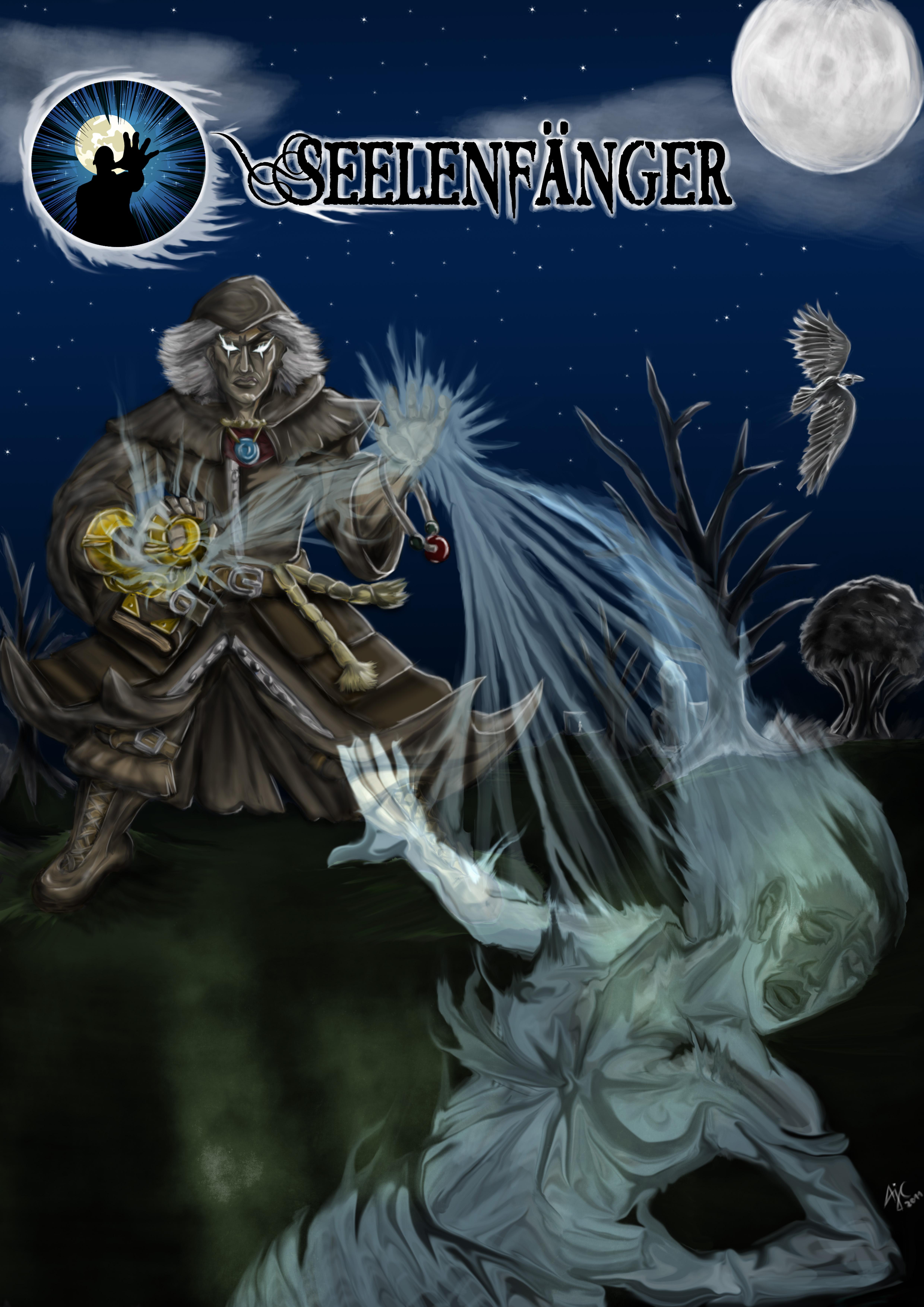 Cover Seelenfänger