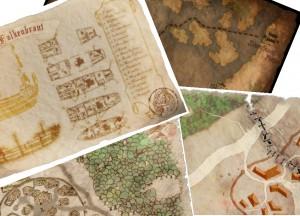 Seelenfänger-Kartensammlung Abenteuerband 1 - Die Andere Seite