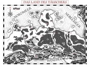 Seelenfänger-Karte, ohne Grenzen
