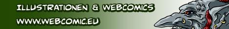 Papa Rabe, Illustrationen & Webcomics